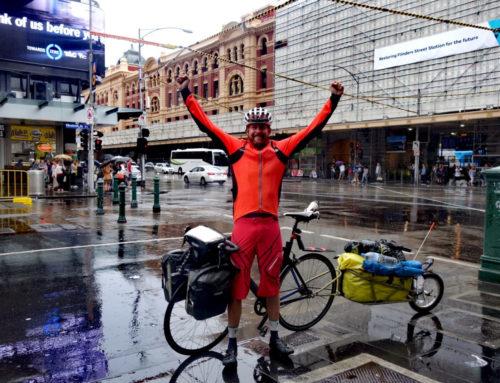 5000 Kilometer in 40 Tagen mit einem Fixie