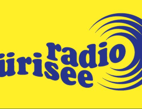 Radio Zürisee Telefon von Moderatorin Isabelle Meier
